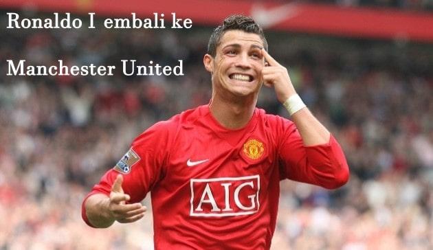 Ronaldo Kembali ke Manchester United